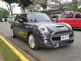 Well-maintained Mini Cooper 2015 for sale
