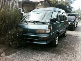 Toyota Lite Ace GXL 1999 MT Green Van For Sale