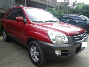 Well-maintained  Kia Sportage 2008 for sale