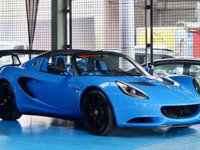 2016 Lotus ELISE CLUB RACER S Blue For Sale