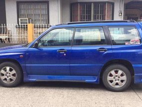 For Sale/Swap: 2001 Subaru Forester AWD