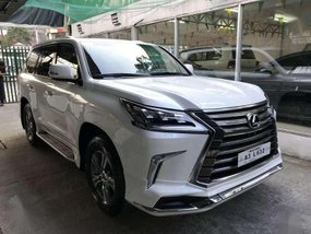 2018 Lexus LX570 Sport AT FOR SALE