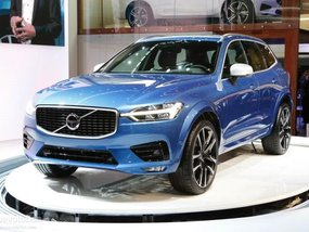 Volvo XC60 2018 rolled out in the Philippines