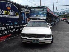 Cadillac Deville 1993 Automatic Gasoline P358,000