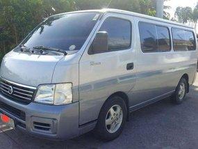 Nissan Urvan Estate 2004 FOR SALE