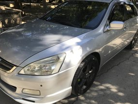 Honda Accord 2005 not vios city civic for sale