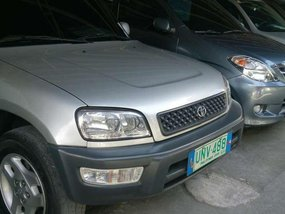 96 Toyota Rav4 automatic FOR SALE
