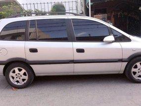 Well-kept Chevrolet Zafira 2003 for sale