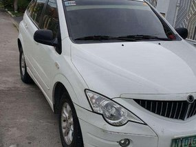 Ssangyong Actyon 2009 crdi for sale