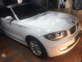 BMW 118i 2009 Automatic SUV White For Sale