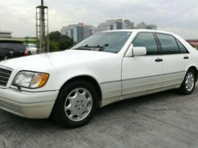 1995 Mercedes Benz S320 for sale