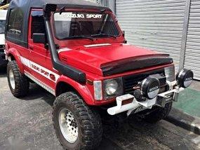 Suzuki Samurai 1.3L 4X4 MT 1993 Vitara Jimny