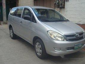 Well-kept Toyota Innova 2005 for sale