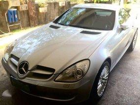 Mercedes Benz SLK 350 2DOOR AT 2005 For Sale