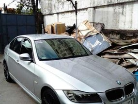 2011 BMW 3 Series Automatic Silver For Sale
