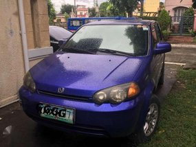 Honda 2000 HRV 1.6L Manual FOR SALE