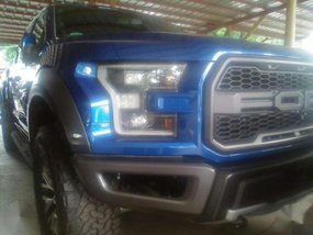 New 2018 Ford F150 Raptor AT Blue For Sale