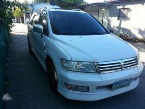 For sale open to swap 1999 model Mitsubishi Grandis