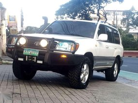 Toyota Landcruiser lc100 2001 FOR SALE