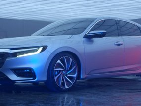 Honda Insight Hybrid 2019 to debut at Detroit next week