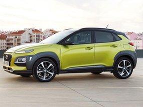 Hyundai Kona 2018 introduced at Singapore Motor Show