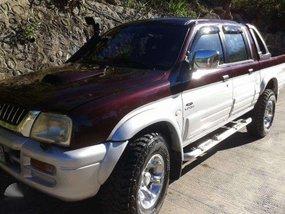 Mitsubishi Strada L200 4x4 2000 FOR SALE
