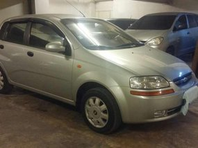2005 Chevrolet Aveo MT FOR SALE