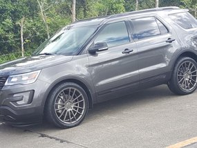 Almost Brand New FORD Explorer 2017 for sale