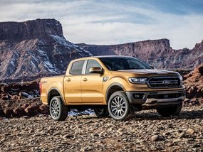 Ford Ranger 2018 facelift receives new EcoBoost engine in the US