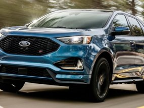 All-new Ford Edge 2019 ST – the first Performance SUV from Ford