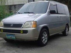 2000 Honda Step Wagon Van FOR SALE