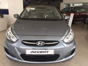 2017 Hyundai Accent Manual Diesel well maintained for sale