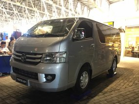 2017 Foton View Transvan 69K CASH OUT all in