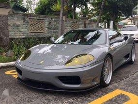 Rare Ferrari 360 Modena 2002 Locally Serviced for sale