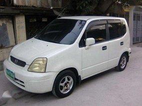 HONDA CAPA 2007 AT White Hatchback For Sale