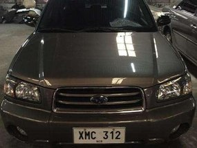 2003 Subaru Forester for sale
