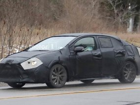 All-new Toyota Corolla 2020 spied testing in America