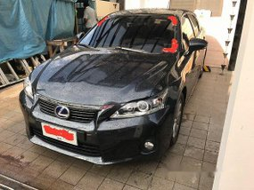 Well-maintained Lexus CT 200h 2011 for sale
