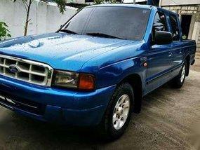 Ford Ranger 2000 Diesel Manual Blue For Sale