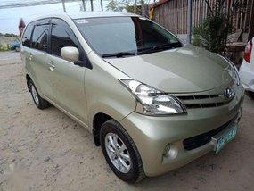 Toyota Avanza 1.3E 2012 MT Beige For Sale