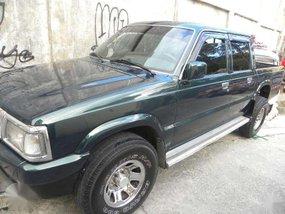 MAZDA 1999 B2500 2.5L Diesel 4X4 MT Green For Sale