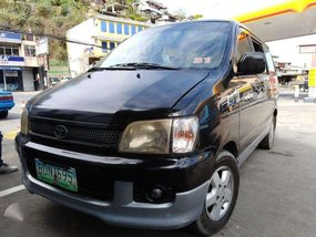 Toyota Lite Ace 1999 AT Black Van For Sale
