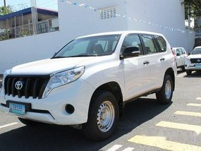 Well-kept Toyota Land Cruiser 2007 M/T for sale