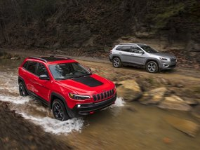 Jeep Cherokee 2019 fully revealed with new 2.0L turbo engine