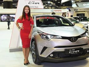 Toyota C-HR 2018 released in Singapore