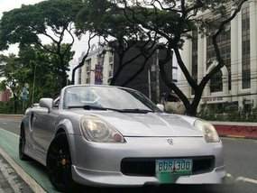 Good as new Toyota MR-S 2000 for sale