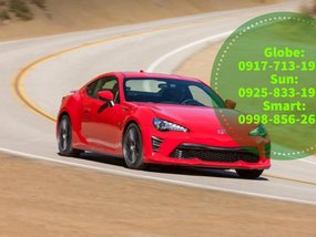Call Now: 09258331924 Sale 2019 Toyota 86 AT Brand New Casa