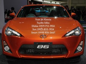 2019 Toyota 86 MT for sale