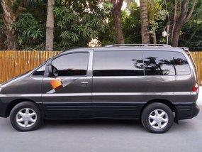 Hyundai Starex SVX 2000 MT Gray For Sale