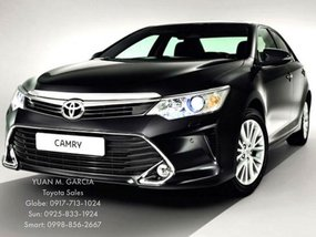 Black 2019 Toyota Camry for sale in Metro Manila